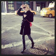 LookDePernille in JOSEPH Lisa Coat  http://www.joseph-fashion.com/en/ecomuk/short/double-face-cashmere-lisa-coat/invt/w3264020426