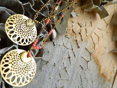 Planet necklaces. Natanè, jewels, necklaces Necklaces, Pendant Necklace, Jewels, Shopping, Fashion, Moda, Bijoux, La Mode, Chain