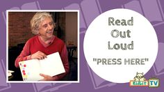 A KidLit TV EXCLUSIVE! Follow along with Best Selling author Hervé Tullet's spirited reading of Press Here! From Chronicle Books
