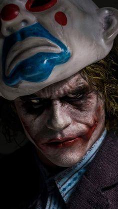 Horror Wallpapers Hd, Joker Wallpapers, Iphone Wallpapers, Clowns, Photos Joker, Image Joker, Fotos Do Joker, Heath Ledger Joker Wallpaper, Joker Cartoon