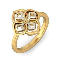 The Entwined Appeal Ring is a certified Ring In Gold. Dainty Gold Jewelry, Gold Necklace Simple, Gold Rings Jewelry, Hand Jewelry, Gold Jewellery, Mens Gold Rings, Casual Rings, Gold Ring Designs, Platinum Jewelry