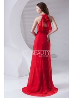 red dress #red #gowns #evening #party