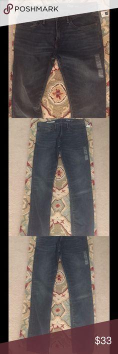 Men's Gap Skinny Jeans NWT Men's Gap Skinny Jeans - Size 32/32 Gap Jeans Skinny