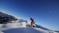 Salomon Freeski TV Season 5.13 Sit Ski Backflip