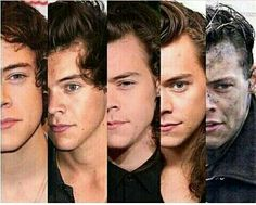 Evolution Of Harry Styles ❤❤