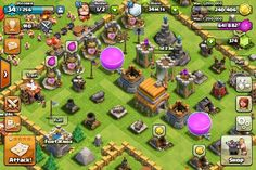 clash of clans bluestacks market not found