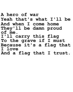 Hero of War  by Rise Against