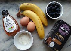 Proteiinirikkaat banaanipannarit