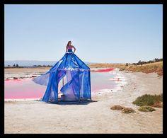 <p><em>Salty Water: South Bay Salt Flats Dress Tent</em>…