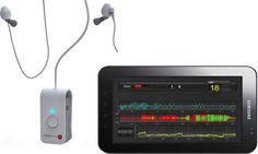 HeadSense Intracranial Pressure Monitoring Earbuds May Help Avoid Drilling of Skulls
