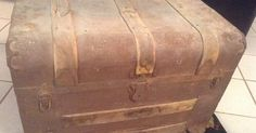 After His Death, This Grandpa's Family Found A Trunk He Left Behind. What's Inside Is Fascinating.