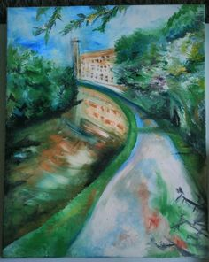 Creations by Tids - Saltaire Canal