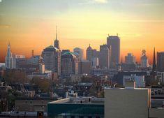 Buffalo, NY by stratushead, via Flickr