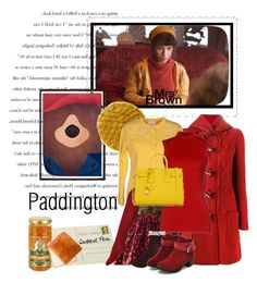 """Paddington - Mrs Brown"" by audreyh88 ❤ liked on Polyvore"