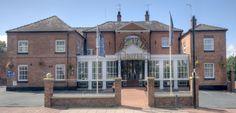Lord Hill Hotel, Shrewsbury.