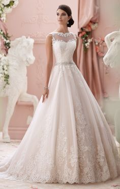 David Tutera 115244 Dress - MissesDressy.com