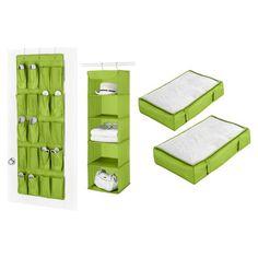 Closet/Bed Storage.