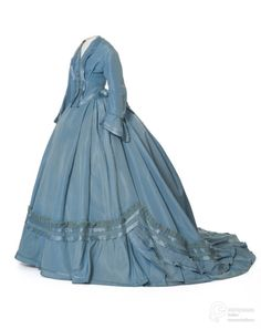 Robe à transformation, 1865-68 From Les Arts Décoratifs via...