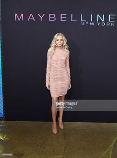 Actress Jordyn Jones attends the Maybelline New York NYFW Kick-Off Party on September 8, 2016 in New York City.