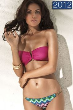 Ibiza Adia Fuchsia Bikini