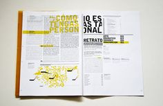 Image result for creative magazine layouts