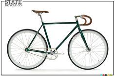 Build Custom The Ranger Bike | Fixed Gear Bicycle | State Bicycle Co.