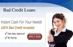"""loans for bad credit people in the UK. She said, """"We are experienced enough to understand the financial compulsions of the bad credit people and therefore, we strive to make the way lot easier for them by providing a platform where they can borrow funds despite not having a satisfactory credit score. These people also have a benefit of getting advice without any fees."""" http://www.loan-bank.uk/bad-credit-loans.html"""