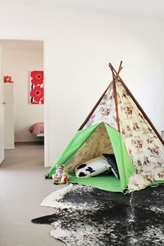 great idea for the playroom.