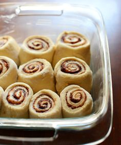 7 Ingredient vegan Cinnamon Rolls....and easy? Awesome.