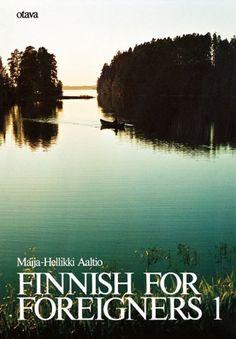 Finnish for Foreigners 1 by Maija-Hellikki Aaltio https://smile.amazon.com/dp/0884325415/ref=cm_sw_r_pi_dp_U_x_TNqlBbET821FG