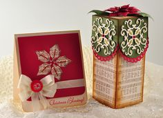 Gift box idea.... It's so beautiful that it doesn't matter what's inside.