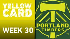 #MLS  YELLOW CARD: Diego Chara sees yellow for a cleat to the ankle