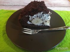 Vakondtúrás torta - ez is Íz-Lik Pudding, Cake, Sweet, Food, Pie Cake, Meal, Custard Pudding, Cakes, Essen