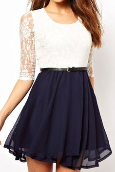 Gorgeous!! Love the sleeves