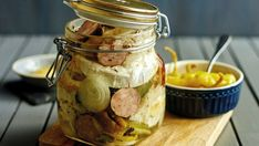 Marmalade, V60 Coffee, Pickles, Ham, Cucumber, Food And Drink, Healthy Recipes, Homemade, Canning