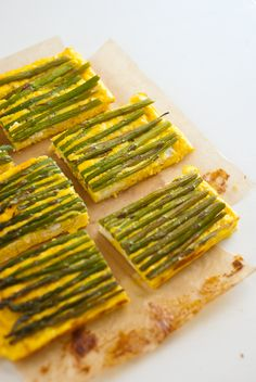 Baked Asparagus Frittata (Gluten Free)