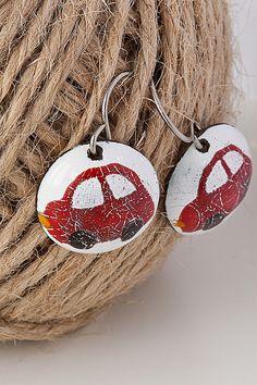 earrings cars
