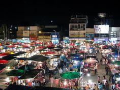 Thailand, Chiang Mai Night Market