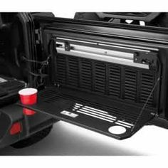 2018 Mopar JL Jeep Wrangler Tailgate Table
