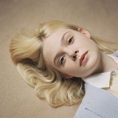 Elle Fanning is photographed for the Sunday Telegraph on June 29, 2011