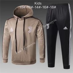 a463fb00f 2018-19 Juventus Earth Yellow With Hat Kids Youth Tracksuit-815