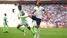 England were at Wembley to win against Nigeria with team that relies on a lot of Spurs players these days. On a busy evening for international players Jan got his cap for Belgium and Kane. Sport Quotes, Tottenham Hotspur, World Cup, Soccer, Cap, Running, Sports, Germany, England