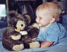 A favourite toy or teddy can be a great addition to your family time capsule! Just make sure the kids are old enough not to miss it ;)