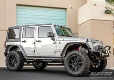 photo 1 Jeep Wrangler custom wheels Black Rhino Glamis ET tire size / x ET Jeep Wrangler Wheels, Jeep Rubicon, Jeep Wrangler Unlimited, Jeep Jl, Jeep Cars, My Dream Car, Dream Cars, Future Trucks, Future Car