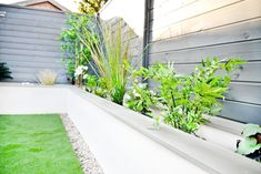 Garden Makeover Before And After _ Garden Makeover - Modern Back Garden Design, Modern Garden Design, Backyard Garden Design, Contemporary Garden, Small Garden Ideas Modern, Small Back Gardens, Small Garden Landscape, Small Backyard Landscaping, Privacy Landscaping