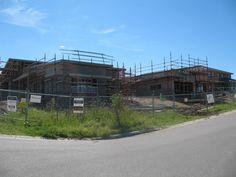Bolwarra project during construction. www.propertybloom.com.au