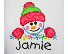 Hey, I found this really awesome Etsy listing at https://www.etsy.com/listing/208757905/snowman-christmas-frame-applique-machine