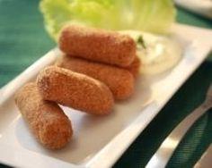 Croquettes de viande hollandaises