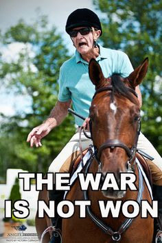 If George Morris Was Cast in Game of Thrones | HORSE NATION