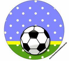 Fútbol  Etiquetas para Candy Bar 365aa8233964d